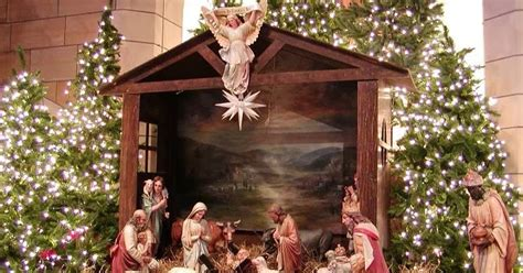 christmas crib  xmas celebration kids  world blog