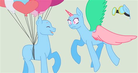 Pony Couple Base Favourites By Capricornuss On Deviantart