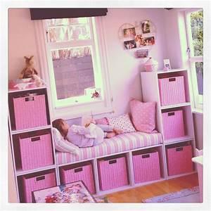 Box Unterm Bett : girls playroom camryn pinterest ~ Whattoseeinmadrid.com Haus und Dekorationen