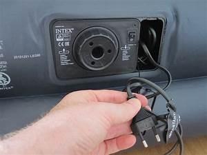 Pumpe Für Luftbett : luftbett mit elektrischer pumpe aufbau und funktionen kauftipps ~ Orissabook.com Haus und Dekorationen
