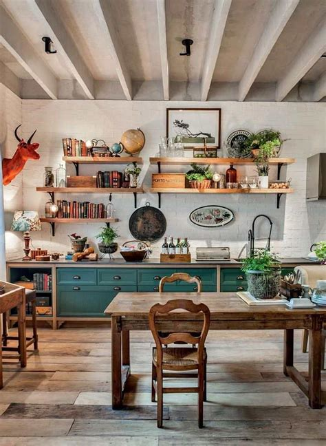 striking eclectic kitchen design ideas how to mix styles