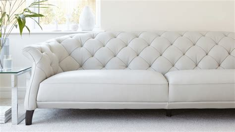 modern leather chesterfield sofa chesterfield sofa uk living room and furniture designing