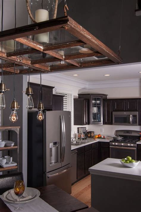 slate  stainless steel kitchen design blog