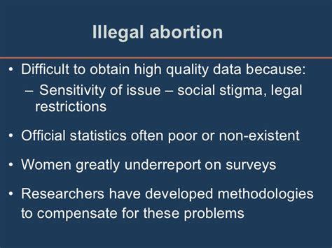 abortion illegal statistics driverlayer