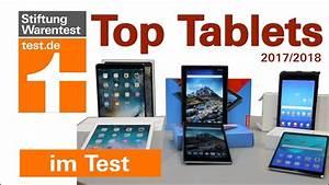 Leitungssucher Test 2018 : test tablets 2018 das sind die besten tablets tablet test stiftung warentest youtube ~ Orissabook.com Haus und Dekorationen