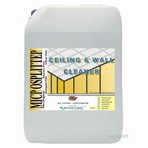 Ceiling And Wall Cleaner - Ceiling Cleaning Products