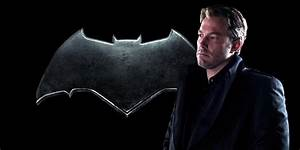 Ben Affleck Rumored To Want To Remain As DCEU's Batman
