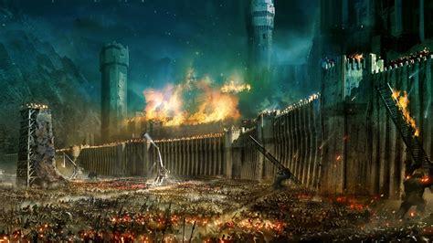 Lord Of The Rings Wallpapers Hd Papéis De Parede Clássico Filme Mágico O Senhor Dos Anéis 3840x2160 Uhd 4k Imagem