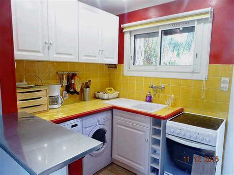 trois pieces cuisine location appartement trois pièces à boulouris sur mer var