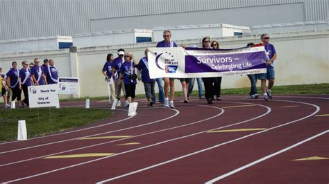 fighting cancer brings people annual relay life