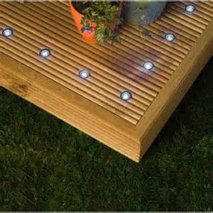 10 x led outdoor decking light kit white qvs electrical wholesalers
