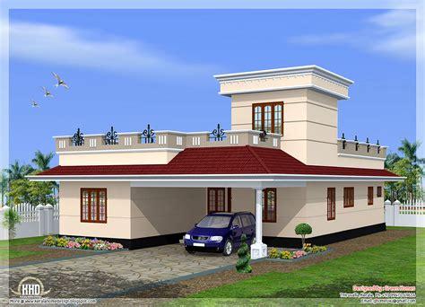 indian home design single floor tamilnadu style house
