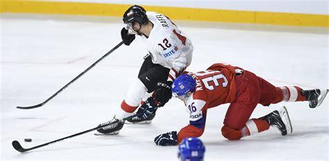 «müssen die spaghetti etwas früher essen». Eishockey-WM: Tschechische Mannschaft steigert sich im ...