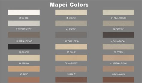 alabaster grout maple gif 820 215 480 spring carnival pinterest mapei grout colors mapei grout and grout