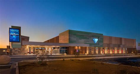 arizona governor receives mayoral support   casino plan