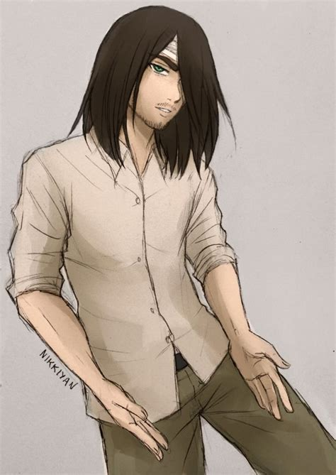 What he has now is too long and combined with his beard makes him look like a hobo. Eren Jaeger | Атаке титанов