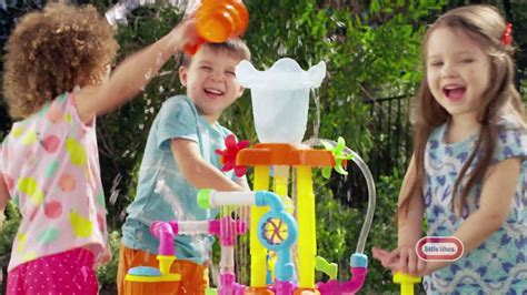 little tikes fountain factory water table little tikes fountain factory water table 30 commercial