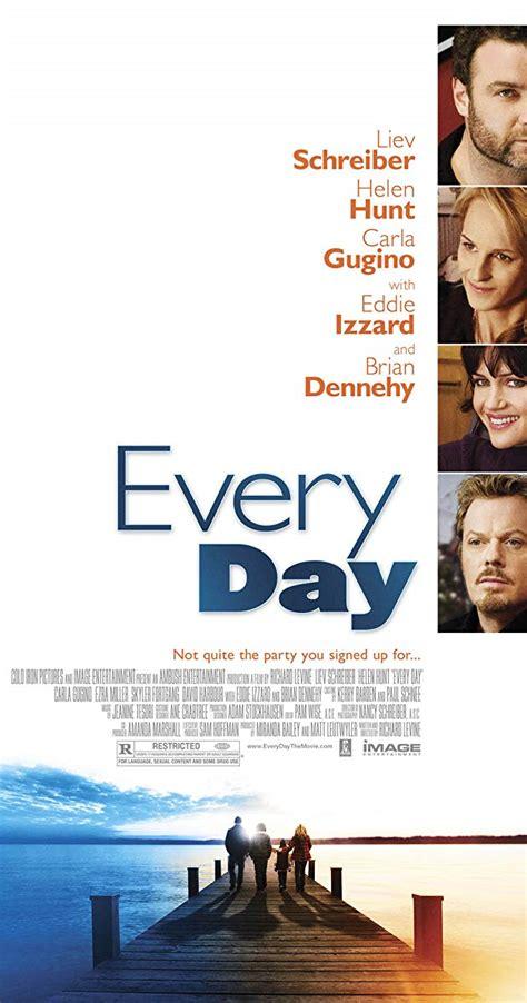 Every Day (2010) Imdb