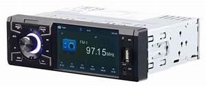 Autoradio 1 Din Ecran : autoradio 4x45w avec usb microsd bluetooth et micro cas 3445 bt ~ Medecine-chirurgie-esthetiques.com Avis de Voitures