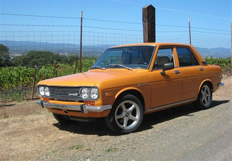Datsun 510 Sr20 Sale by Sleeper Sedan Sr20det Swapped 1973 Datsun 510 Bring A