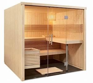 Sauna Mit Glasfront : bad wellness24 sauna mit glasfront panorama eos bi o tec ~ Orissabook.com Haus und Dekorationen