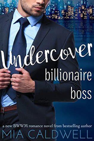 undercover billionaire boss  mia caldwell