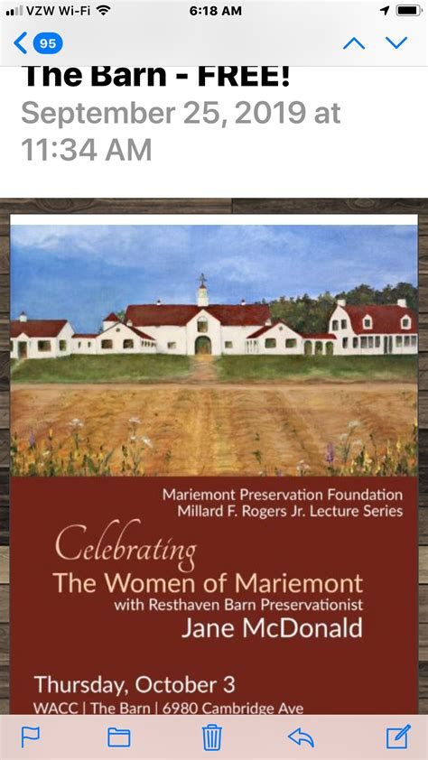 Pin by amy griffin on Art | Mariemont, Jane mcdonald, Lecture