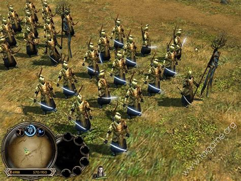 the siege 2 the lord of the rings the battle for middle earth ii