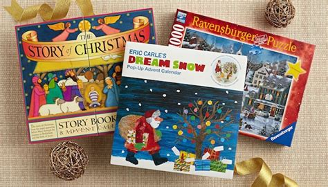 barnes and noble calendars puzzles advent calendars two traditions we