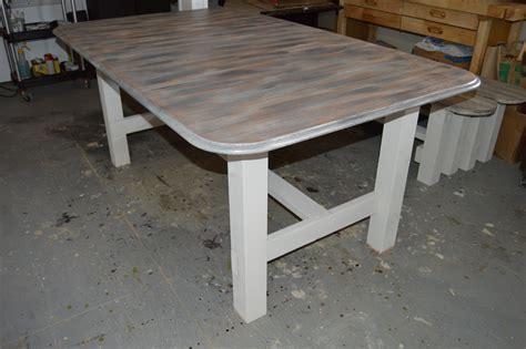 farmhouse table greensboro nc custom made farm tables the barn on country club