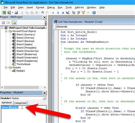 excel vba sort worksheets by name excel vba sort worksheets by name sort worksheets