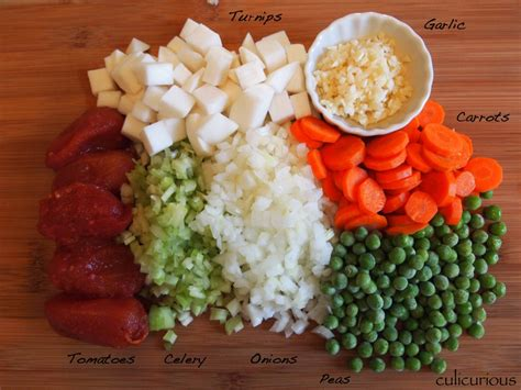 soup ingredients beef and barley vegetable soup recipe culicurious