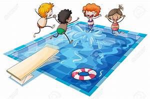 Dessin De Piscine : piscine ce2 cm1 saint clair ~ Melissatoandfro.com Idées de Décoration
