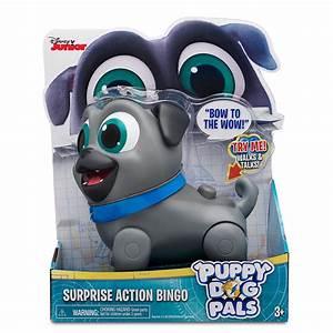 Bingo Surprise Action Toy