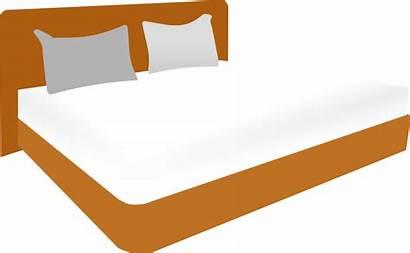 Bed Clipart Double Clip Bunk Bedroom Cartoon