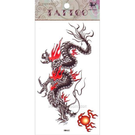 tatouage dragon chinois tat hm