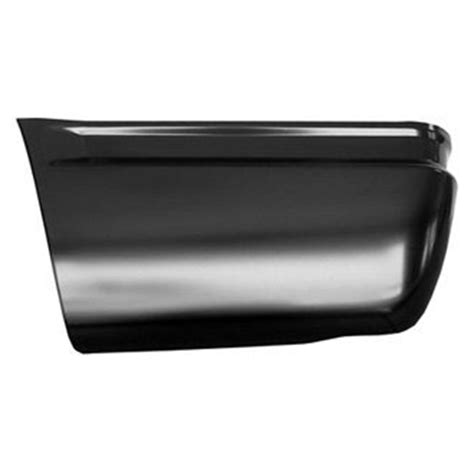 Replace Chevy Tahoe Lower Quarter Panel Patch Rear