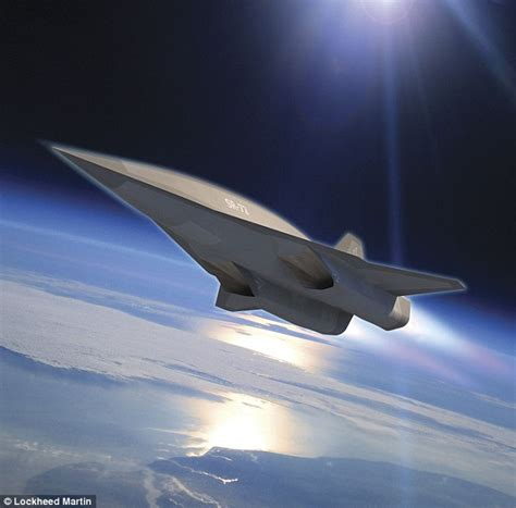 Super High Tech Replacement For The Legendary Sr71