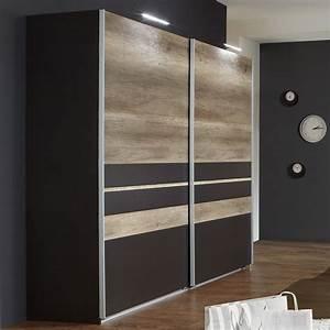 Armoire Chambre Porte Coulissante : armoire chambre pas cher hoze home ~ Teatrodelosmanantiales.com Idées de Décoration