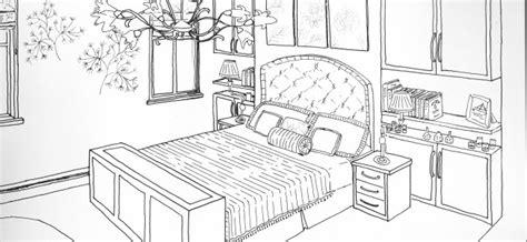 chambre dessin chambre 28 bâtiments et architecture coloriages à