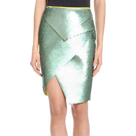 cedric charlier size 4 skirt closet couture