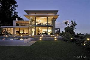 Modern Villa  Montrose House By Saota  Cape Town  South Africa