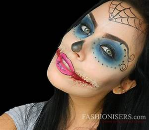 Monster High Makeup Tutorial for Halloween   Fashionisers