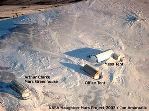 Aerial Scouting of NASA Haughton-Mars Project Base Camp ...