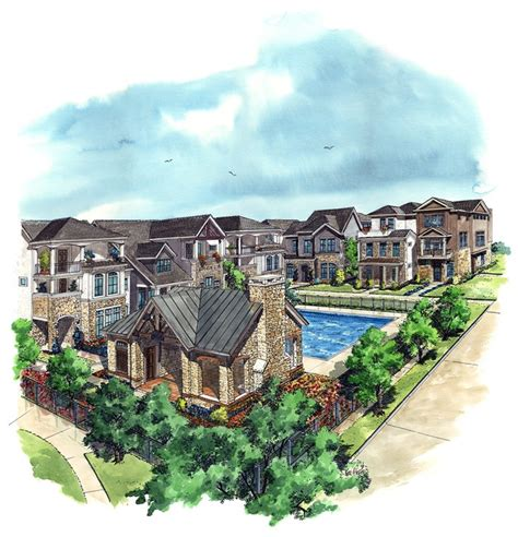 oak park villas dallas tx home builder new homes david