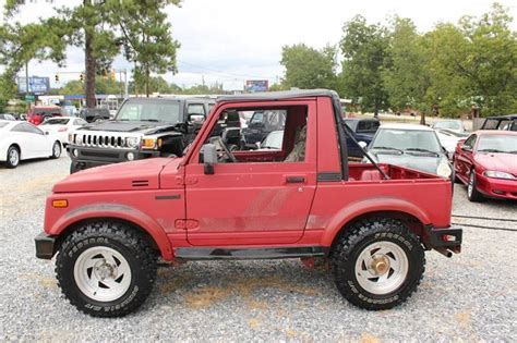 Used Suzuki Samurai For Sale by Suzuki Samurai For Sale Used Cars On Buysellsearch