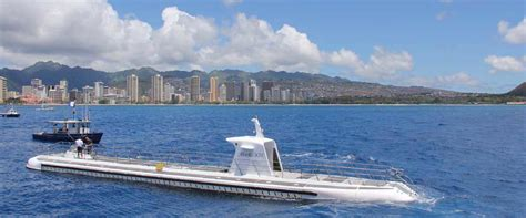 Hawaii Glass Bottom Boat Oahu by Oahu Submarine Tours Oahu Glass Bottom Boats Oahu Sub Dives