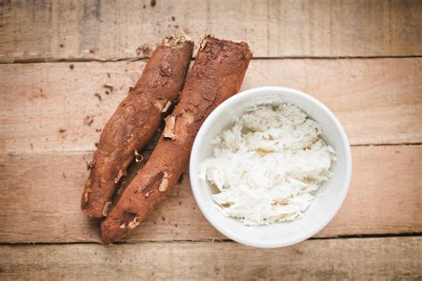 cassava manioc yucca root casabe
