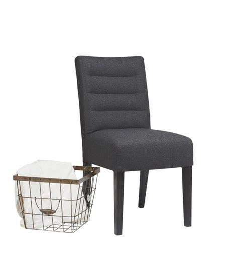 chaises capitonnées lot de 2 chaises lounge capitonnées carolien drawer en