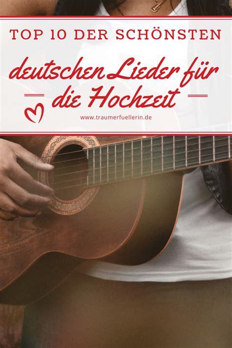 german wedding songs   lieder hochzeit